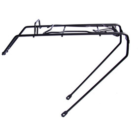 Büchel Luggage carrier 16-20 inches Kids black